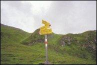 Das wissen ueber die berge bergwandern mit hund wandern for Gelbe tafeln